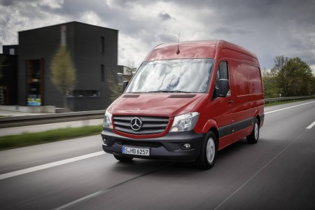 Mercedes-Benz Sprinter 2016 Mercedes-Benz-Vans