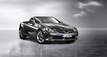 Nu mai este un copil – Mercedes SLK aniversează 20 de ani