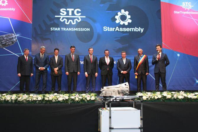 Transmisia Mercedes 9G-Tronic intră în producția de serie la Sebeș, în România