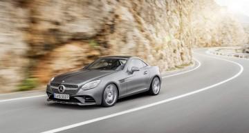 Primul test-drive cu Mercedes SLC