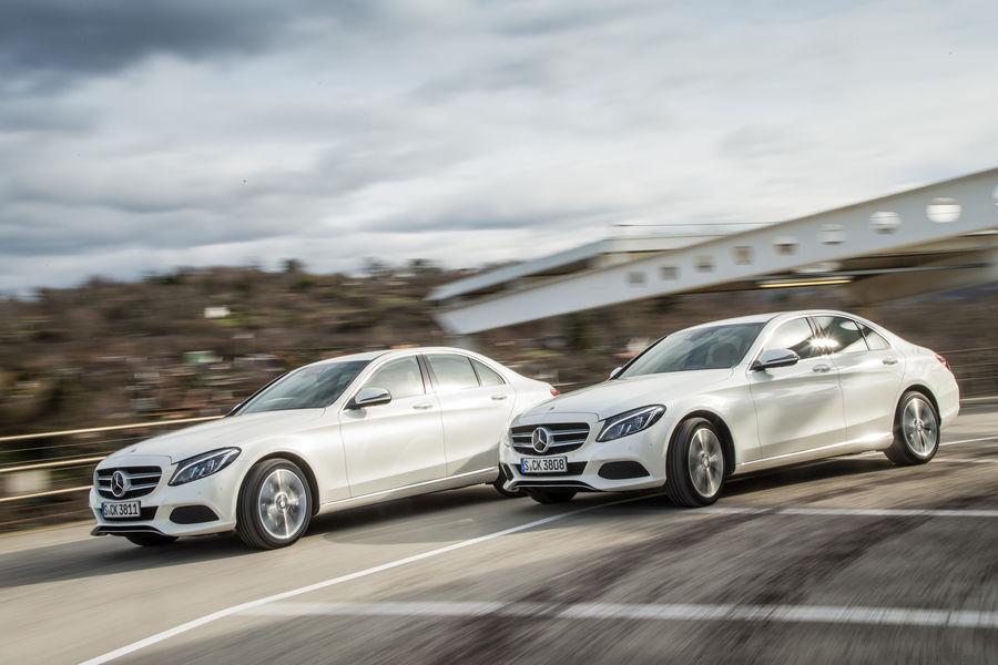 Noul Sprinter 2018 >> Războiul diesel. Mercedes C 220 d versus C 250 d, putere versus economie - MercedesBlog.ro