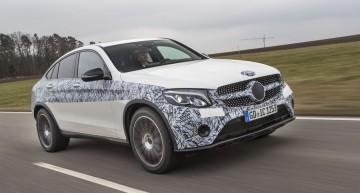 Test Mercedes GLC Coupe. Noul SUV Coupe condus în versiunea GLC 300