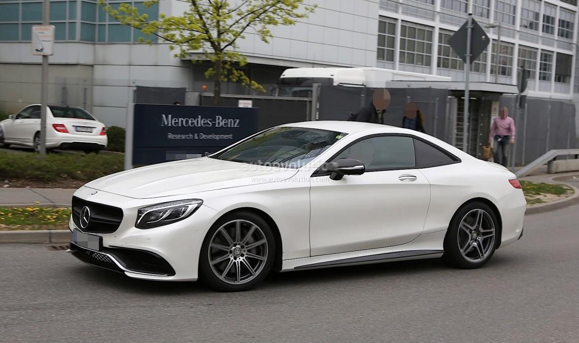 Mercedes începe să testeze noua platformă sport MSA pentru viitoarele SL și SLC