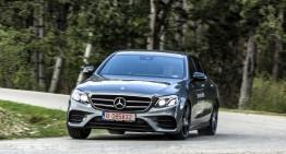 Test Mercedes E 220 d : Schimbare de mentalitate
