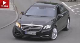 O filmare spion cu Mercedes S-Class facelift 2017 arată noi detalii de design