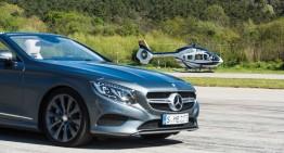 Pe pământ, în aer și pe apă – Mercedes-Benz Style cucerește orice teritoriu