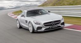 Fulger – Mercedes-AMG GT S de la Luethen Motorsport
