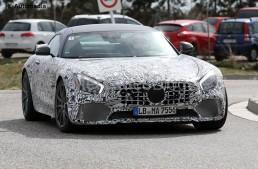 Iunie, o lună nebună – Mercedes-AMG GT R pregătit să debuteze într-o lună