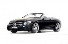 Mercedes-AMG S63 Cabriolet tunat de Brabus primește jante Monoblock
