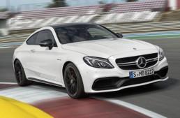 Mercedes-AMG C63 S Coupe. Nu e o ca o mașină de curse. E o mașină de curse!