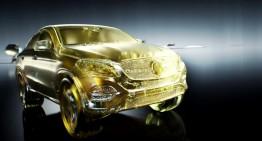Aur lichid – Uleiul de motor Mercedes-Benz