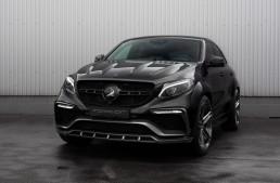 Pentru autostrada spre Iad – Mercedes GLE Coupe Inferno