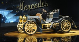 Povestea a început cu o fată pe nume Mercedes
