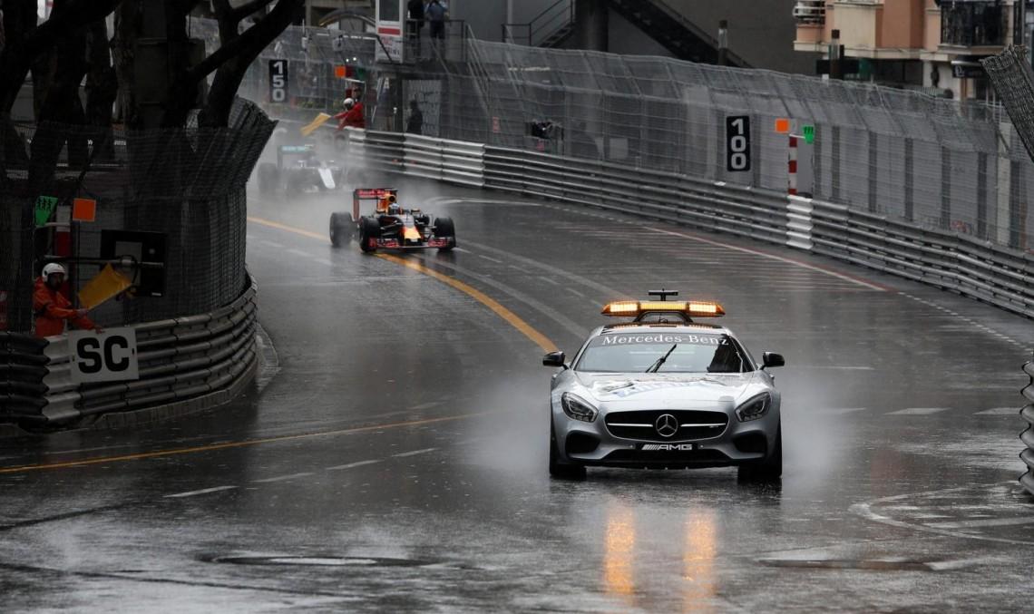 Riscînd totul pe ploaie la Monte Carlo