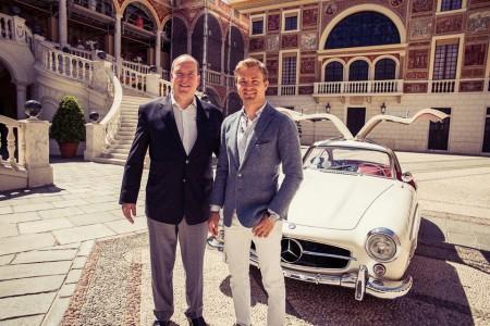 Rosberg and Albert de Monaco (1)