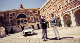 Mașina regală – Un pilot pentru Prințul Albert de Monaco