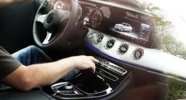 Interiorului noului Mercedes E-Class Coupe 2017 dezvăluit complet