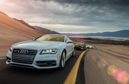 Audi depășește rivalul Mercedes la o diferență de 287 mașini în aprilie