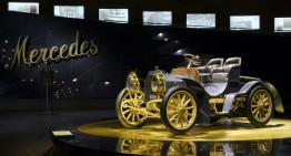 Foame de istorie – Monstrul de la muzeu aleargă după Mercedes-uri de legendă
