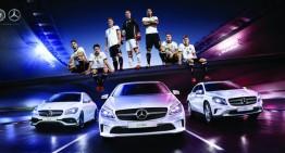 Mercedes-Benz este suporterul numărul 1 pentru naționala Germaniei la Euro 2016
