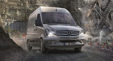 Mercedes-Benz Sprinter Premium Edition