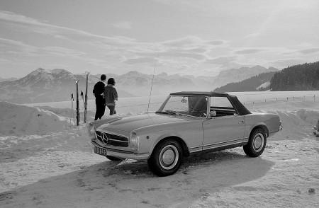 Mercedes-Benz Classic Raliul Arlberg