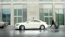 Reclamă Mercedes-Benz