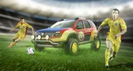 O mașină pentru fiecare națională la Euro 2016! AMG GT R pentru Germania, Dacia Duster pentru România