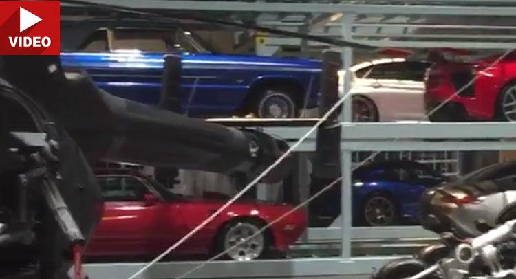 Toate mașinile din filmul Fast 8 (#F8).  Mercedes-AMG GT printre vedete