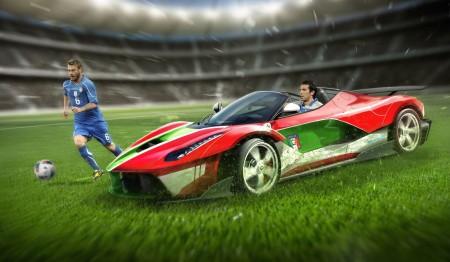 La-ferrari Euro 2016
