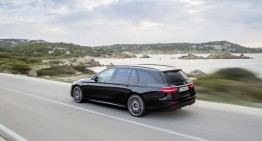 Oficial: noul Mercedes-AMG E 43 4Matic Estate