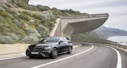 Unsprezece noi modele GLC și E-Class în gama Mercedes