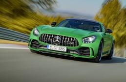 Bestia se întoarce! Mercedes-AMG GT R revine la Nurburgring pentru un tur record