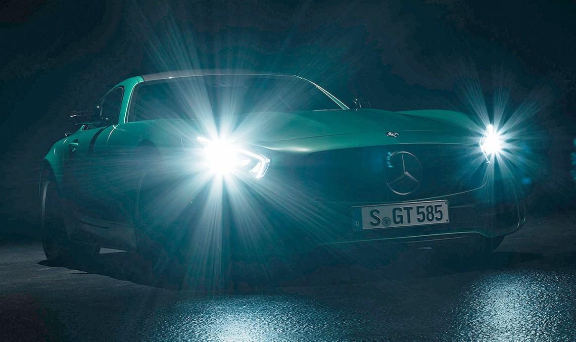 FURIOS & IUTE: Mercedes-AMG GT R primește 570 CP – primele imagini oficiale