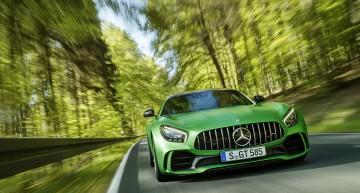 Din Paris cu dragoste – Mercedes-Benz, în lumina reflectoarelor la salonul auto din Franța