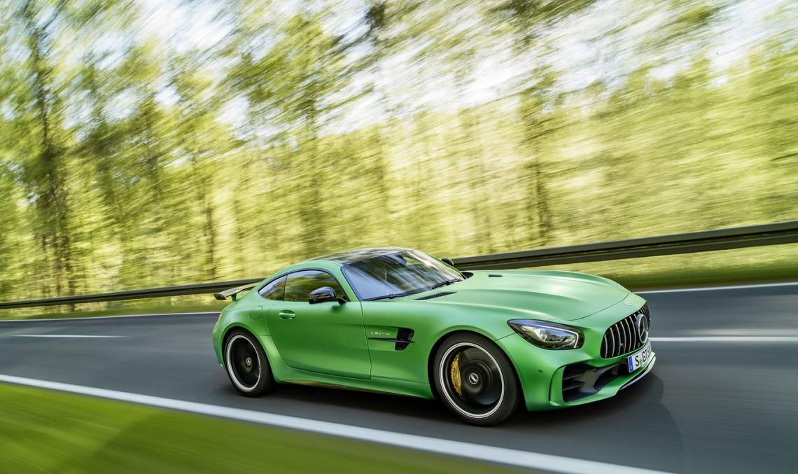 Lucruri pe care nu le știați despre Mercedes-AMG GT R
