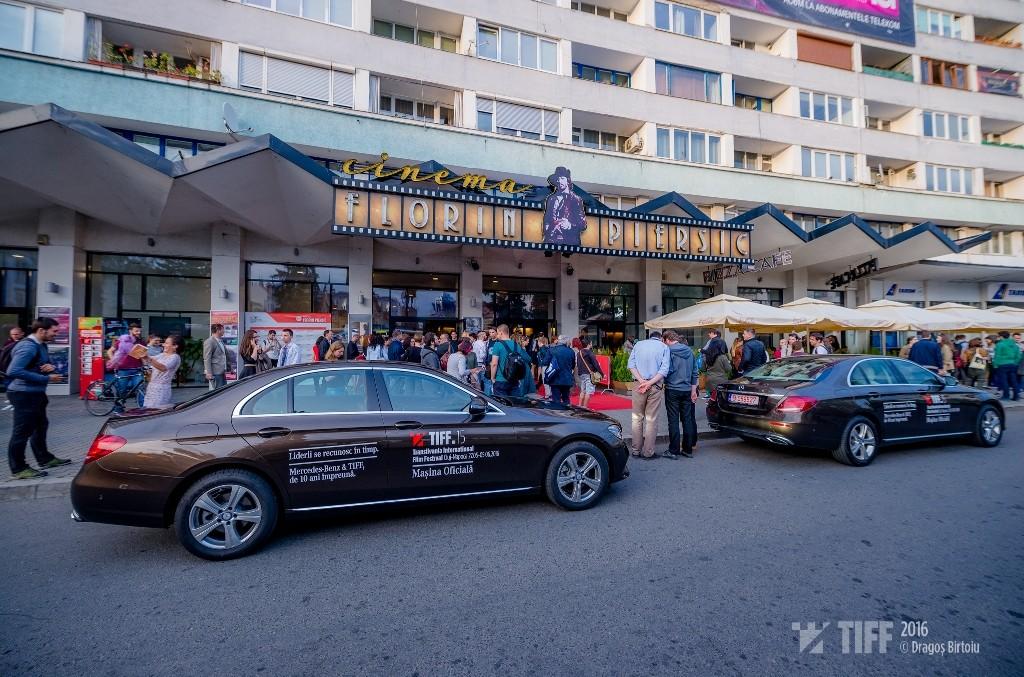 Mercedes-Benz România şi TIFF au celebrat 10 ani de parteneriat. La încă 100, TIFF!