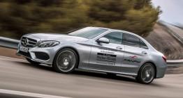 Mercedes-Benz a susținut Campionatele Internaționale de Înot ale României