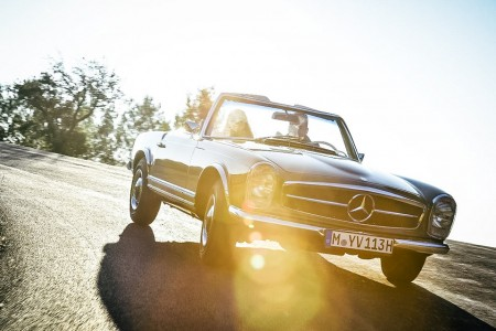 Mercedes-Benz SL in Provence (10)
