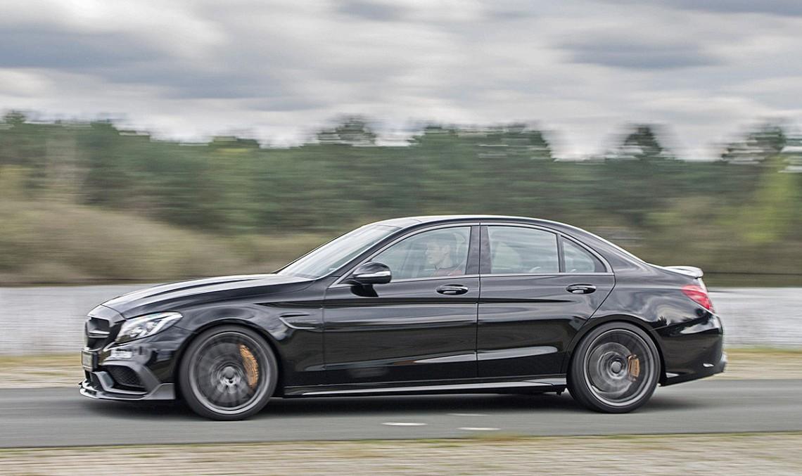 Noul Sprinter 2018 >> Brabus B40S-650 bazat pe Mercedes-AMG C 63 S testat de Auto Bild - MercedesBlog.ro