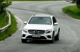 """Mercedes GLC este """"Cel mai 4×4 SUV premium"""" din România"""