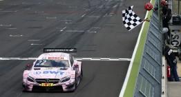 Lucas Auer, un nou învingător pentru Mercedes-AMG