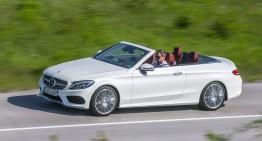 Cât costă noul Mercedes Clasa C Cabriolet în patria natală