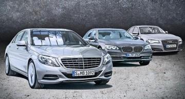 Este oficial: Mercedes-Benz este producătorul auto nr. 1 în 2016