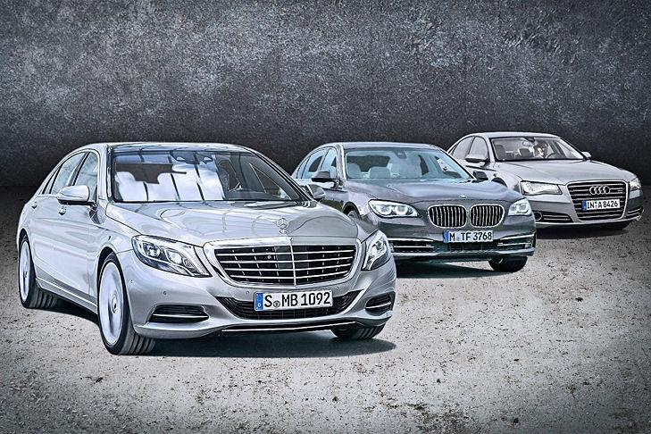 Vânzările Mercedes domină piața auto premium în mai și în primele 5 luni