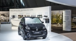 Noua gamă smart electric va fi prezentată la Salonul Auto de la Paris