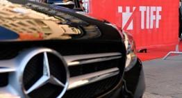Mercedes-Benz este pentru a zecea oară Maşina Oficială TIFF