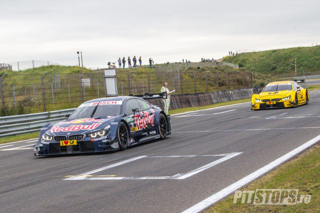 Destine contrastante la BMW: Wittmann și-a păstrat locul 2 în cursă și șefia la general, iar Glock a ieșit din puncte