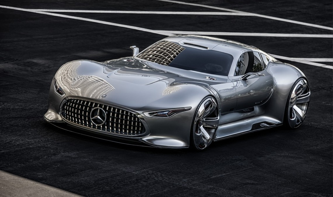 OZN-ul Mercedes-AMG R50 – AMG plănuiește un hypercar cu 1.300 CP, care va costa 3 milioane de euro?
