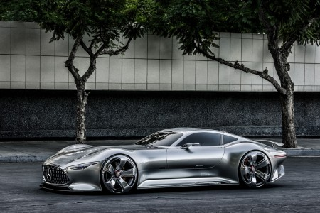 AMG plans Mercedes-AMG R50